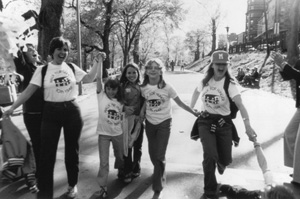 Walk for Hunger, 1978