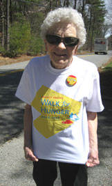 Featured Walker: Rosemary Holland