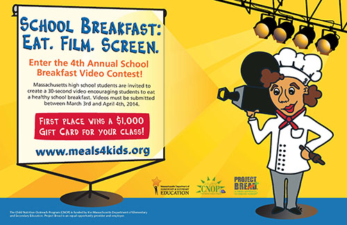 School Breakfsat Video Contest